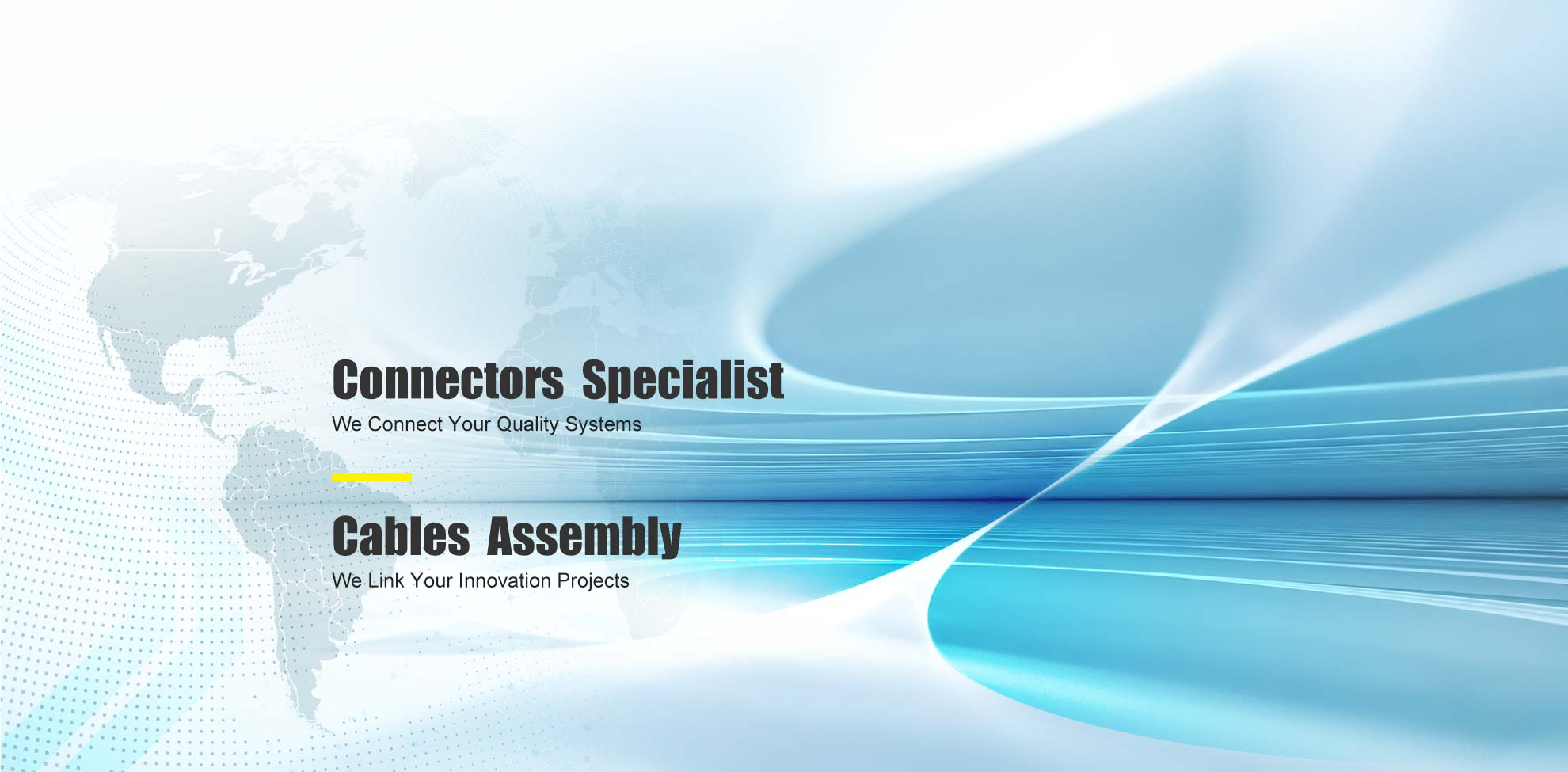connectors specialist we connect your quality systems